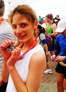 city2surf medal by Meri Amber, via Flickr