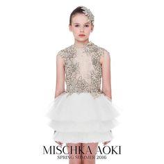 MISCHKA AOKI SS 2016 Instagram photo by @mischkaaoki via ink361.com