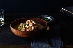 Marcella Hazan's White Bean Soup with Garlic and Parsley Recipe on Food52