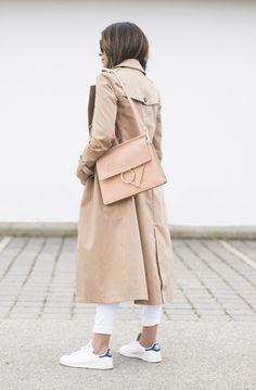 Fashion Landscape | Styling The Trenchcoat The Minimal Way