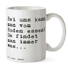 Tasse Text aus Keramik Weiß - Das Original von Mr. & Mrs. Panda. Eine wunderschöne spülmaschinenfeste Keramiktasse (bis zu 2000 Waschgänge!!!) aus dem Hause Mr. & Mrs. Panda, liebevoll verziert mit handentworfenen Sprüchen, Motiven und Zeichnungen. Unsere Tassen sind immer ein besonders liebevolles und einzigartiges Geschenk. Jede Tasse wird von Mrs. Panda entworfen und in liebevoller Arbeit in unserer Manufaktur in Norddeutschland gefertigt. Über unser Motiv Text ##MOTIVES_DESCRIPTION##…