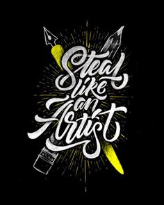 Daily posts about graphic design, lettering, typography, calligraphy and more by TYPOSTRATE. Cool Typography, Typography Quotes, Typography Inspiration, Typography Letters, Typography Images, Creative Inspiration, Design Inspiration, Logo Design, Lettering Design