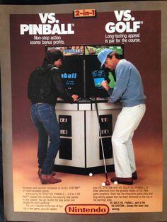 nintendo vs system arcade di giochi nes da non paragonare al play choice che permetteva di