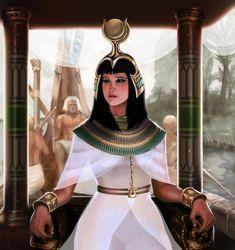 Egyptian Mythology, Egyptian Symbols, Egyptian Goddess, Queen Nefertari, Egyptian Women, Egyptian Costume, Cleopatra Costume, Egypt Art, Princess Aesthetic