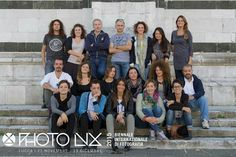 Lo #Staff di #photolux15 al completo !!!