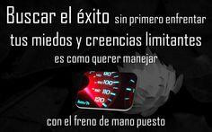 ... Buscar el éxito sin primero enfrentar tus miedos y creencias limitantes es como querer manejar con el freno de mano puesto. LAS CRENCIAS. Por Dosindo Blanco. http://www.dosindo-blanco.com/creencias-1.html   http://www.dosindo-blanco.com/creencias-2.html  http://dosindo- blanco.com/creencias-3.html http://dosindo-blanco.com/creencias-4.html http://www.dosindo-blanco.com/creencias-5.html