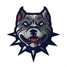 Fiverr freelancer will provide Graphics for Streamers services and design twitch and mixer overlay for your stream including Facecam within 3 days Logo Esport, Dog Logo, Typography Logo, Savage Logo, Gaming Logo, Dog Vector, Vector Free, Speed Art, Esports Logo