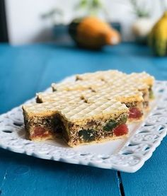 Mozaic, Fudge, Caramel, Cooking Recipes, Sweets, Bread, Desserts, Cakes, Garden