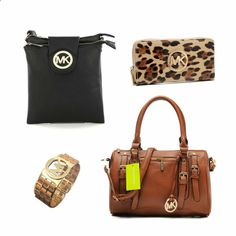 #CelebrateWith Michael Kors Only $169 Value Spree 15 Collection, the greatest discount, 70% off.