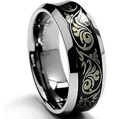 Beautiful ring for any man.