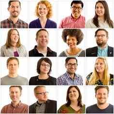 Sneak peek of the new AIGA Houston board of directors.    Photos by Jill Hunter  www.jillhunterphotography.com