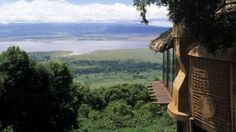 NGORONGORO SOPA LODGE,  NGORONGORO CRATER RIM, TANZANIA