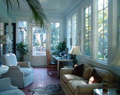 Sunroom Decorating Ideas Design, Pictures, Remodel, Decor and Ideas - page 4