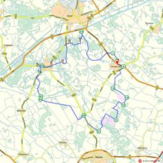 Fietsroute: diepenheim  (http://www.route.nl/fietsroutes/126016/diepenheim/)