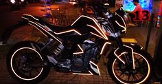 ktm duke modified