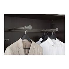 KOMPLEMENT Pull-out clothes rail - 100x35 cm - IKEA