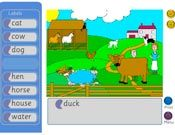 Part of the Labelling and Classifying unit. There are an abundance of games and activities on this site. Farm Unit, English Resources, Little Red Hen, Reading Games, How To Make Bookmarks, Educational Games, Autumn Theme, Creative Writing, Learn English