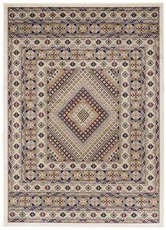 Teppich Wohnzimmer Orient Carpet Klassisches Design HARMONY MANDALA RUG Viskose