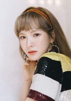Red Velvet Wendy - 2nd Album 'Perfect Velvet' Concept Photo
