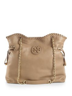 Tory Burch Marion Slouchy Tote.