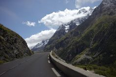 Frank Schott Alpine Roads - Would love to drive this road sometime.