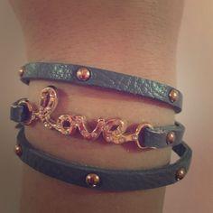 """Love"""""""" Bracelet"""