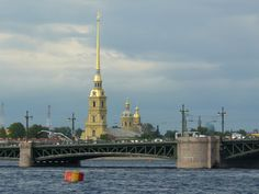 St. Petersburg Russia, the Venice of the North and city of palaces.
