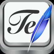 Textilus Word Processor - Document Editor for Microsoft Office Word , OpenOffice  Scrivener Documents for iPad