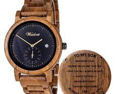 Waidzet on Etsy Wood Watch, Watches, Accessories, Etsy, Wooden Clock, Wristwatches, Clocks, Jewelry Accessories