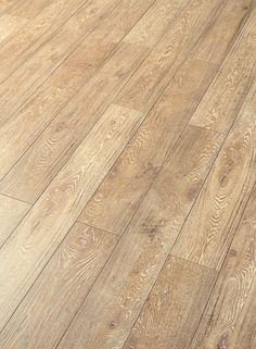 whitewashed oak, 12mm laminate flooring, Kronoswiss Grand Selection Lion Oak 12mm V Groove Laminate Flooring