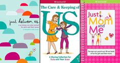 A+Mighty+Bond:+Books+to+Deepen+Mother-Daughter+Relationships:+Six+books+to+help+mothers+&+daughters+share,+learn,+and+grow+together+through+the+tween+and+teen+years.