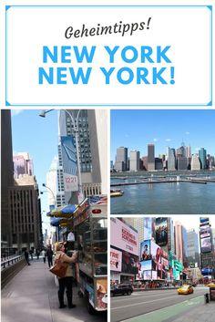 Unsere New York Geheimtipps für eine Woche in New York // marsmaedchen.net