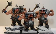 heroquest orc chief - Google Search