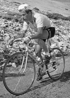 Tour de France 1967. 13^Tappa, 13 luglio. Marsiglia > Carpentras. Mont Ventoux. Tom Simpson (1937-1967)