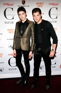 Brant Brothers - Peter & Harry Brant