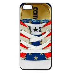 Converse All Star Apple iPhone 5 Case | bestiphone5caseshop - Accessories on ArtFire