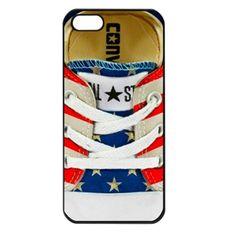 Converse All Star Apple iPhone 5 Case | bestiphone5caseshop - Accessories on ArtFire