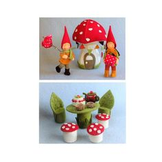 Gnome Party and Tea Party add-on Kits now availaible!