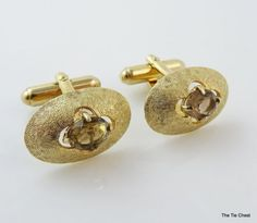Nice pair of classic cufflinks in great shape! Great set of cufflinks signed Anson. | The Tie Chest