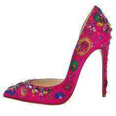 shoes - louboutin