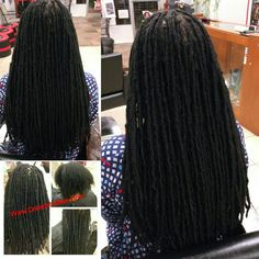 Long mid back loc extensions loc extensions human hair instantloc dread extensions by bee for more info on starting your natural loc journey with my technique of instantloc dread extensions these are permanent pmusecretfo Choice Image