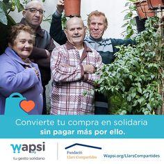 Envejecer con #dignidad es lo q propone @LlarsCompartids y tú les puedes echar una mano vía http://Wapsi.org/LlarsCompartides… pic.twitter.com/vKv1XvYYtg
