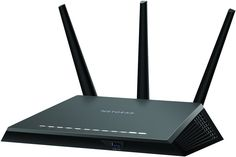Buy Netgear: Nighthawk - Smart WiFi Router at Mighty Ape NZ. Nighthawk Smart WiFi Router with MU-MIMO – Faster and Farther The best WiFi router, just got better! Built with gaming, streaming and mobile. Best Wireless Router, Best Wifi Router, Gaming Router, Modem Router, Gaming Headset, Wi Fi, Router Reviews, Wifi Extender, Strands