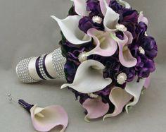 Megan Jayme bouquet wrap