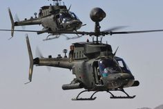 The 82nd Airborne loved the OH-58D Kiowa helicopters, but the last squadron of…