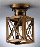 Outdoor Lantern | The Mine