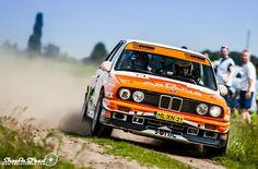 BMW E30 M3 Rally car   Nick van de Sande