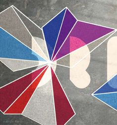 Illusory Origami Rugs - The ORIRI Carpet System Turns Blah Floor Treatments into Bold Ones (GALLERY)