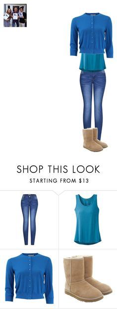 """""""Lab rats season 4 episode 15"""" by gracepeace-1 ❤ liked on Polyvore featuring 2LUV, prAna, Michael Kors and UGG"""