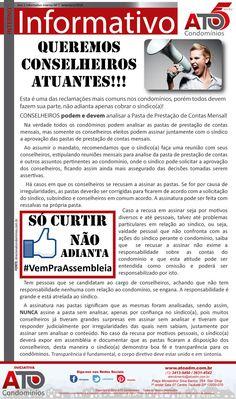 #CondominioEhAssim Informativo Nº 7 Setembro/2014